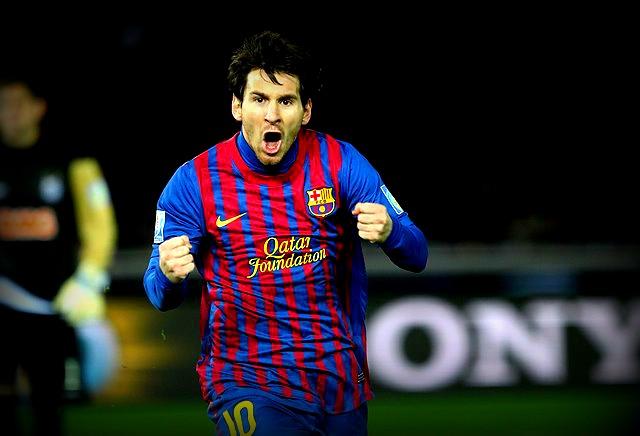 Messi, Falcao y demás estrellas unidas en beneficio de la niñez