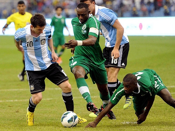 La selección argentina tercera en el ranking FIFA