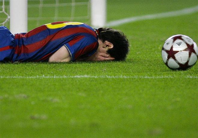 """Messi LE """"pichichi"""""""