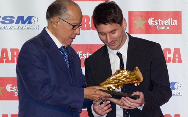 """Leo Messi: """"Quiero terminar mi carrera en el Barça"""""""