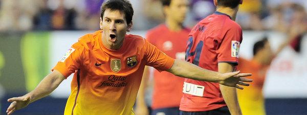 El Barcelona sobrevive remontando en el Reyno