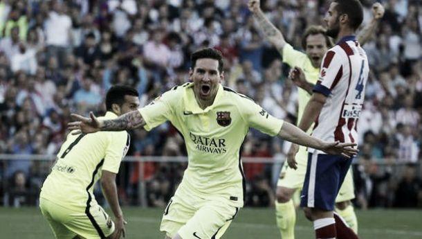 Nel segno di Messi: il Barcellona è campione di Spagna