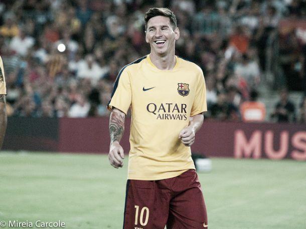 Messi, 'Rey de Europa'