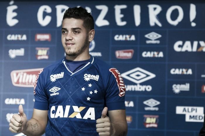 Novidade: Messidoro aparece na lista de selecionados do Cruzeiro para jogo contra Sport