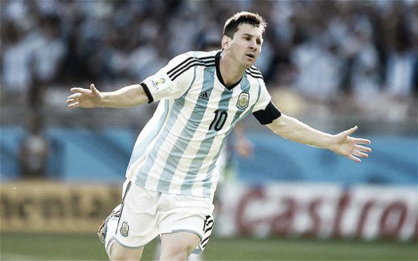 Argentina: Messi falhará jogo com Equador