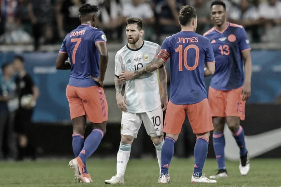 Análisis Colombia vs Argentina: partido vibrante en Salvador Bahía