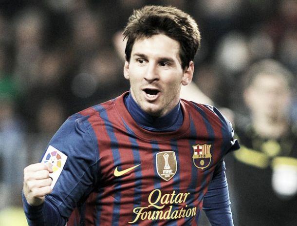 Messi: São 32 e Ronaldo já é 2