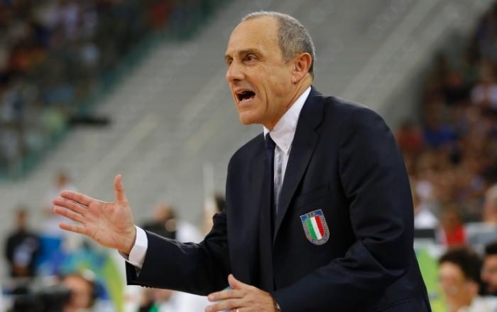 L'Italia di Baldi Rossi contro Montenegro, Belgio e Francia