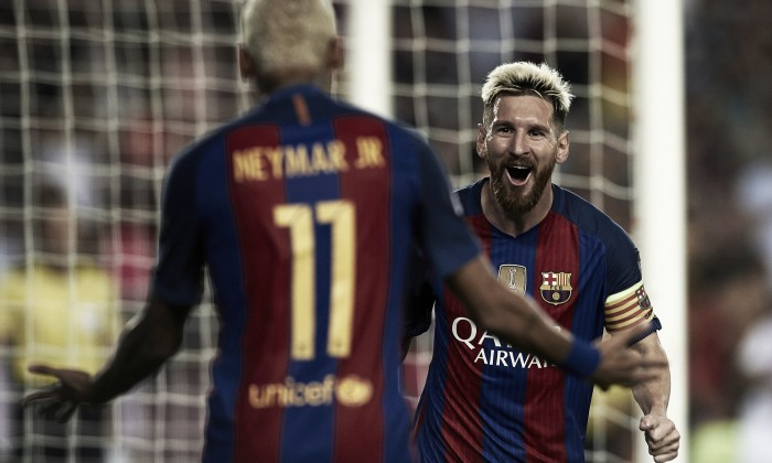 Barcelona 7-0 Celtic: Messi, Suarez and Neymar inflict heaviest ever European defeat on Scottish champions