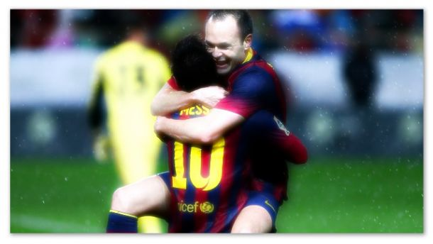 Réaction de leader du Barça