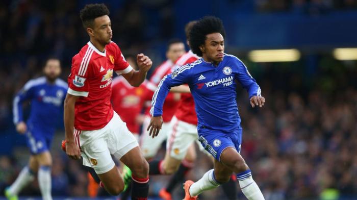 Il Chelsea ferma lo United al 92': 1-1, Costa risponde a Lingard