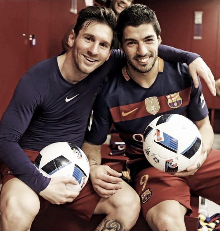 Nadie puede parar a Messi y al Barcelona