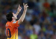 Getafe CF - FC Barcelona: puntuaciones del F.C. Barcelona, jornada 4