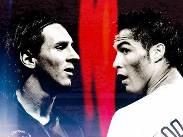 Messi x Cristiano Ronaldo: um clássico dentro do «El Clásico»