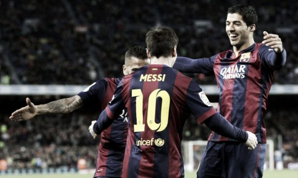 Liga: Messi chiama, Ronaldo risponde
