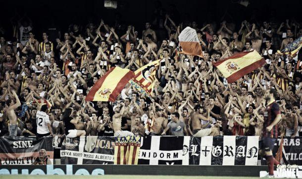 El Valencia comienza la pretemporada en Austria