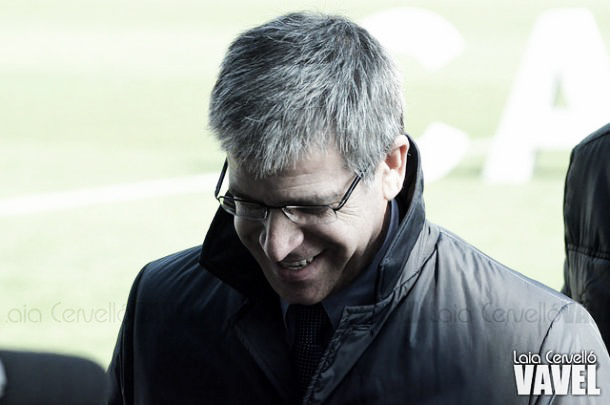 Jordi Mestre se despide delBarça