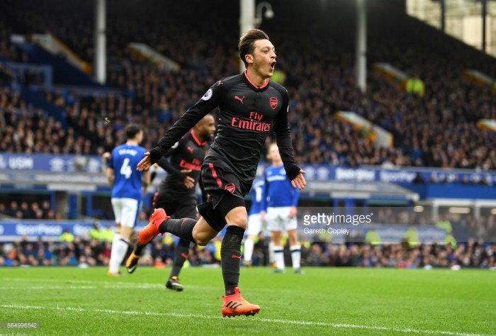 Four things we learned following Arsenal's emphatic victory over Everton