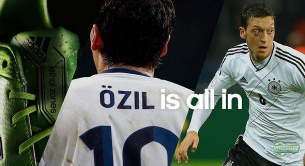 """Özil: """"Me quedo en el Real Madrid"""""""