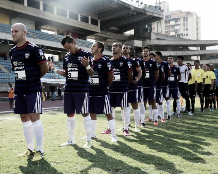 Previa Metropolitanos FC - Caracas FC : La búsqueda de los 3