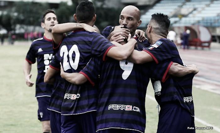 Metropolitanos consiguió tres puntos de oro