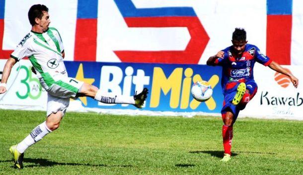 Com gol contra, Metropolitano vira e vence o Marcílio Dias pelo Catarinense