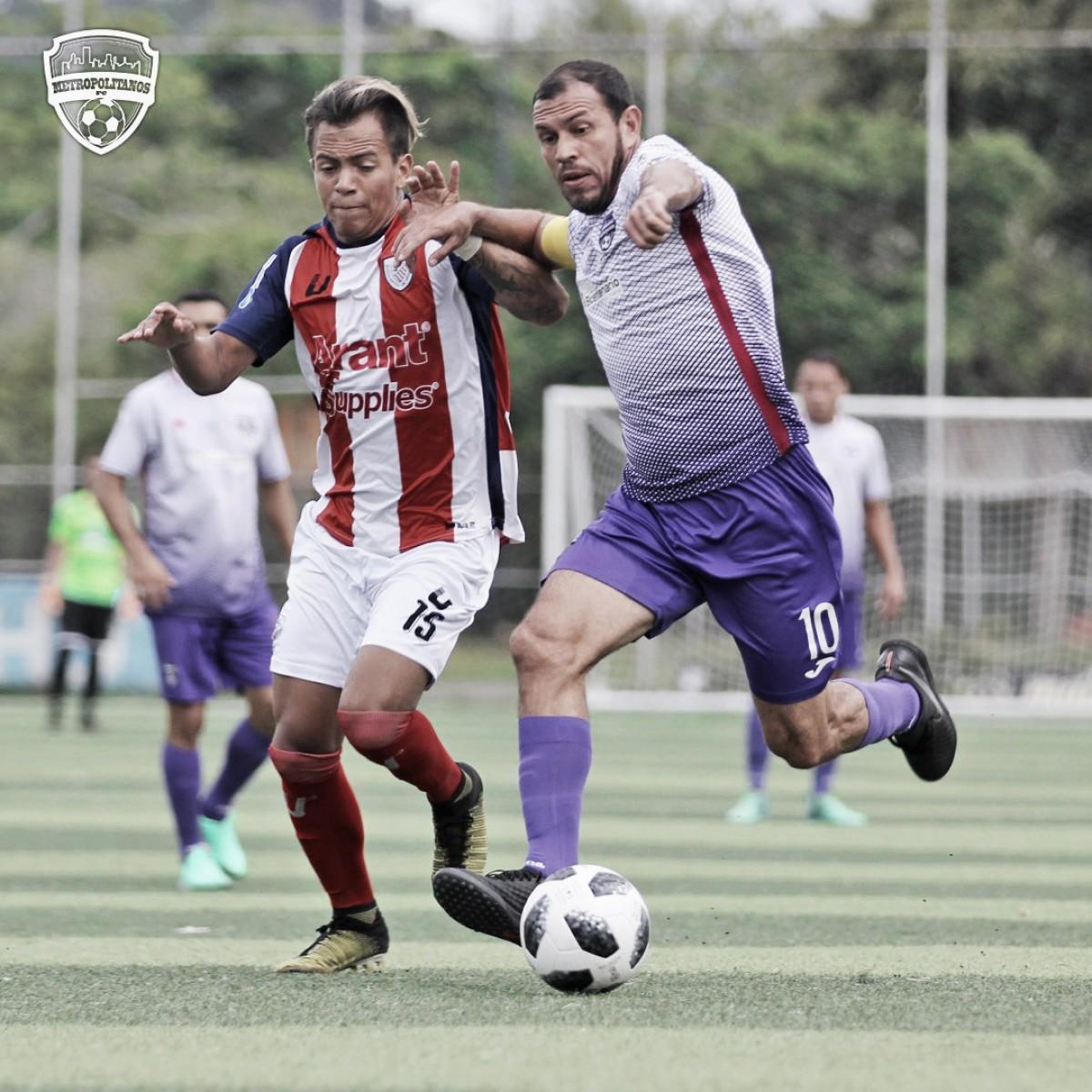 La buena defensa de Estudiantes vence a Metropolitanos