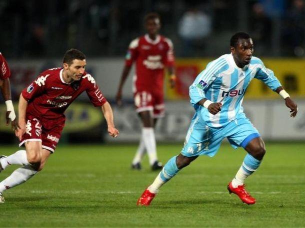 OM-Metz en direct commenté: suivez le match en live