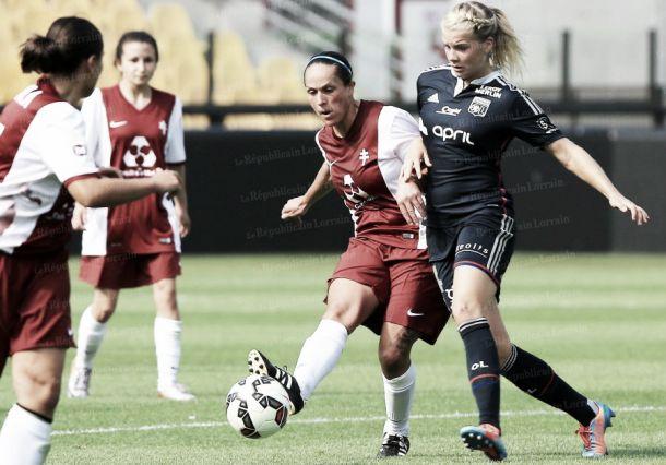 Le FC Metz-Algrange tient sa première victoire