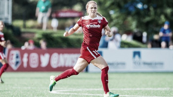 Kristie Mewis traded to the Chicago Red Stars