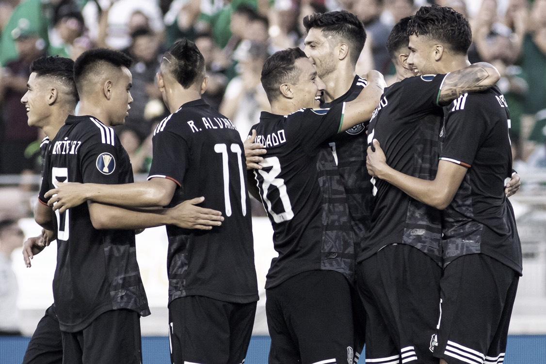 Antuna brilla en victoria de México ante Cuba