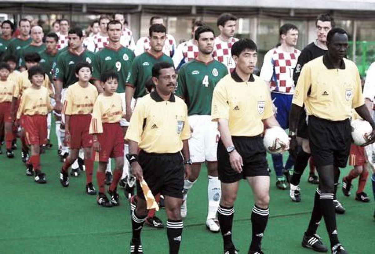 Sangre auriazul contra Croacia