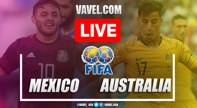 Goals and Highlights: Mexico 3-2 Australia Socceroos in Friendly Game 2021