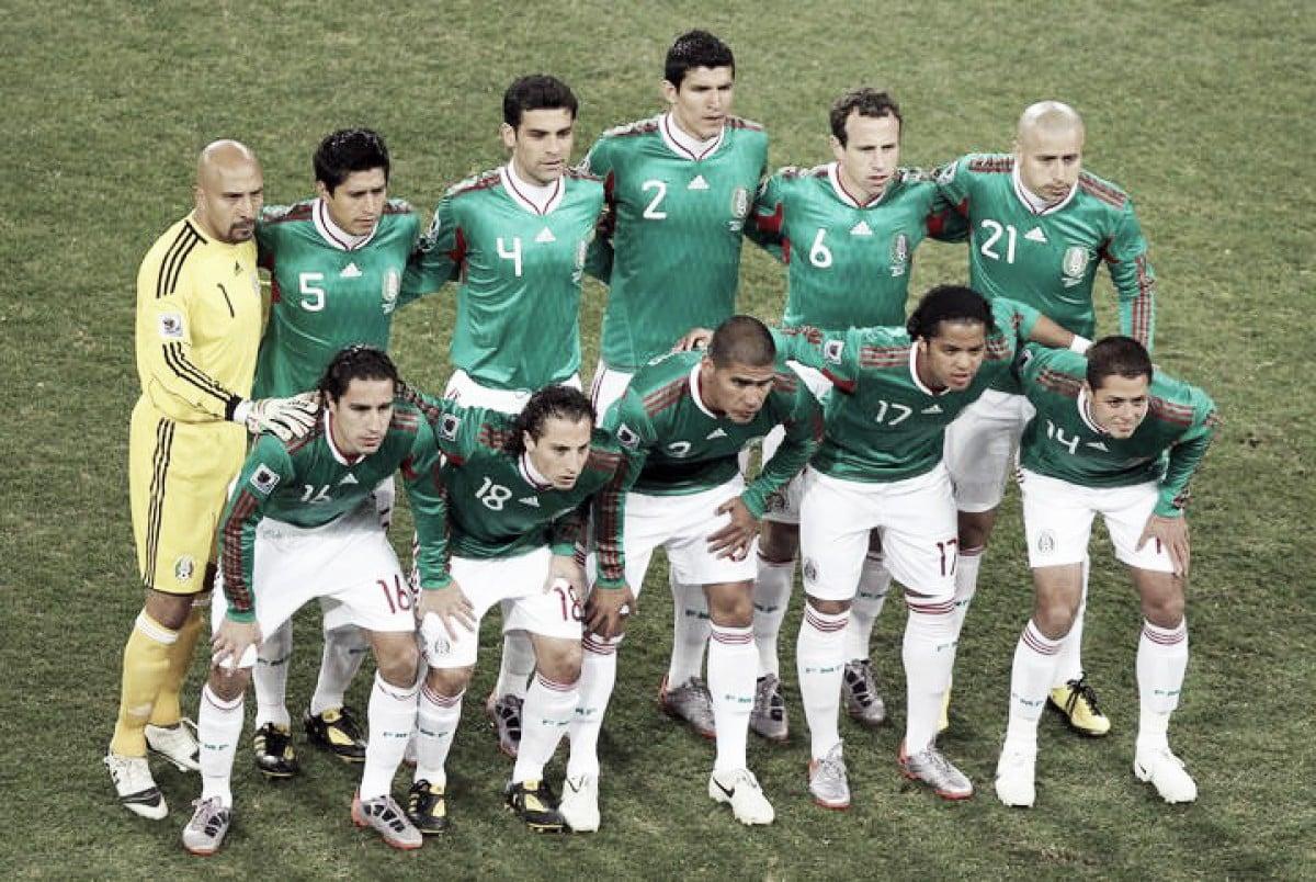México en mundiales | Sudáfrica 2010 | De nueva cuenta eliminados por Argentina