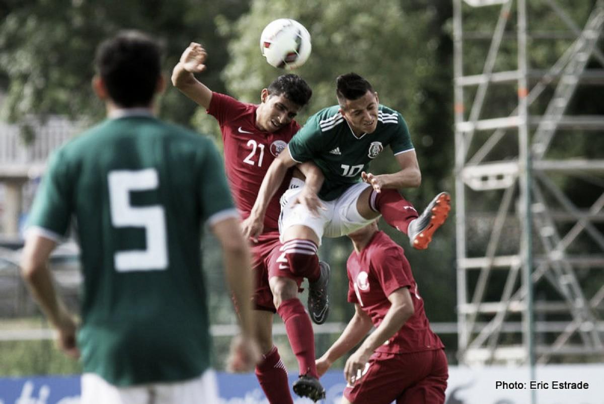 Triplete de Aguirre instala a México en la final de Toulon