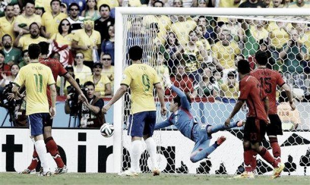 Brasil y México se quedan a un paso de la gloria