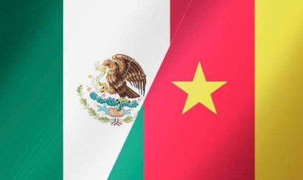 Mexique-Cameroun : bon départ pour le Mexique.