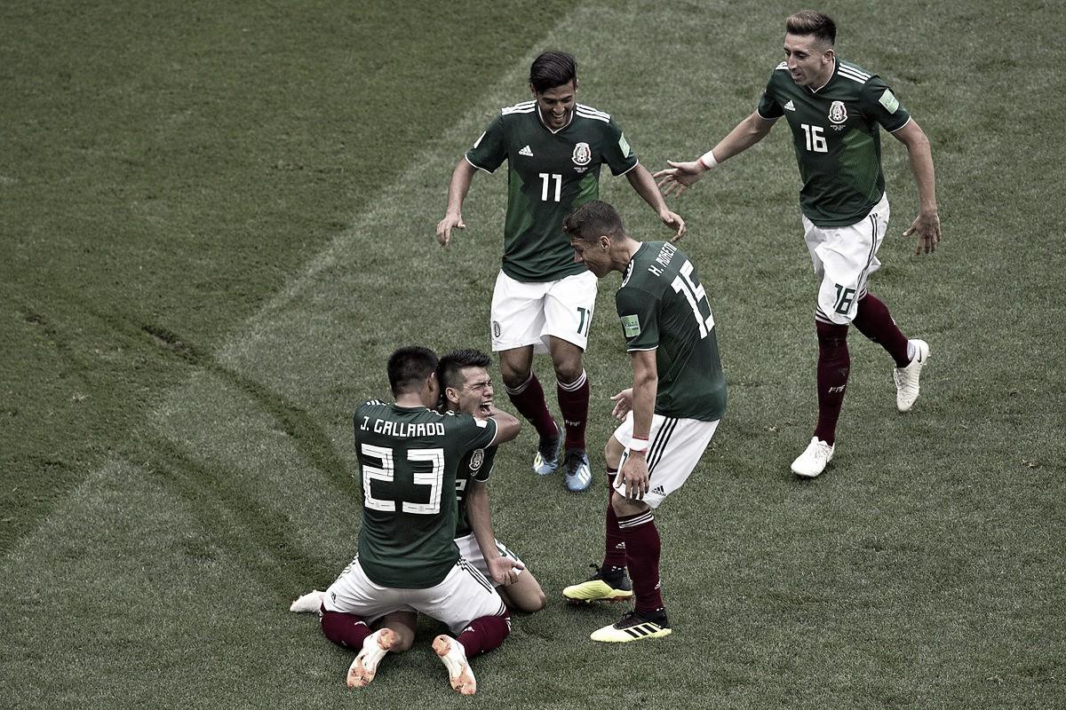México y el 17 de junio, una fecha especial jugando contra las potencias mundiales