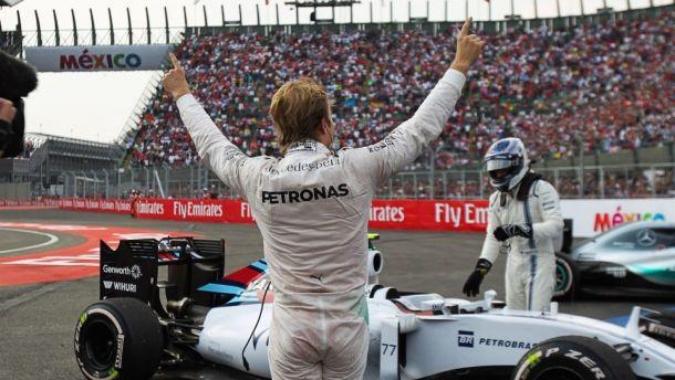 GP Mexique : Rosberg pour l'honneur
