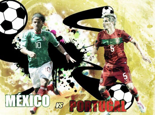 Armada lusa enfrenta México ainda sem Pepe e Ronaldo