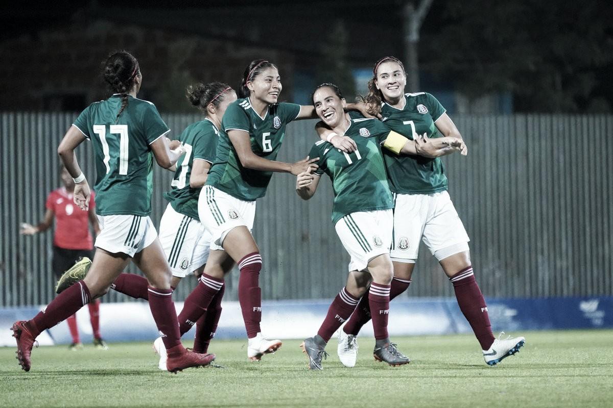 Victoria con autoridad para las mexicanas