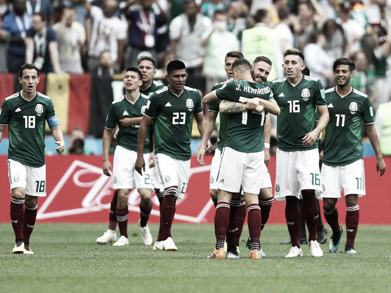 Mexican National Team: Young Guns Given Another Chance