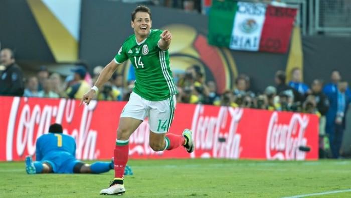 México vence Jamaica e garante classificação para as quartas da Copa América Centenário