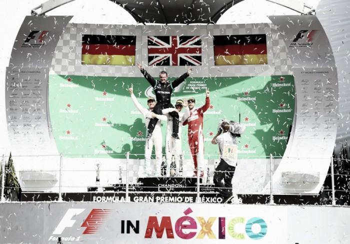 Hamilton iguala Prost, vence GP do México e acirra disputa pelo título da Fórmula 1 em 2016