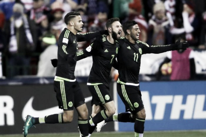 Mexico exercises its demons in 2-1 victory over USA to begin Hex