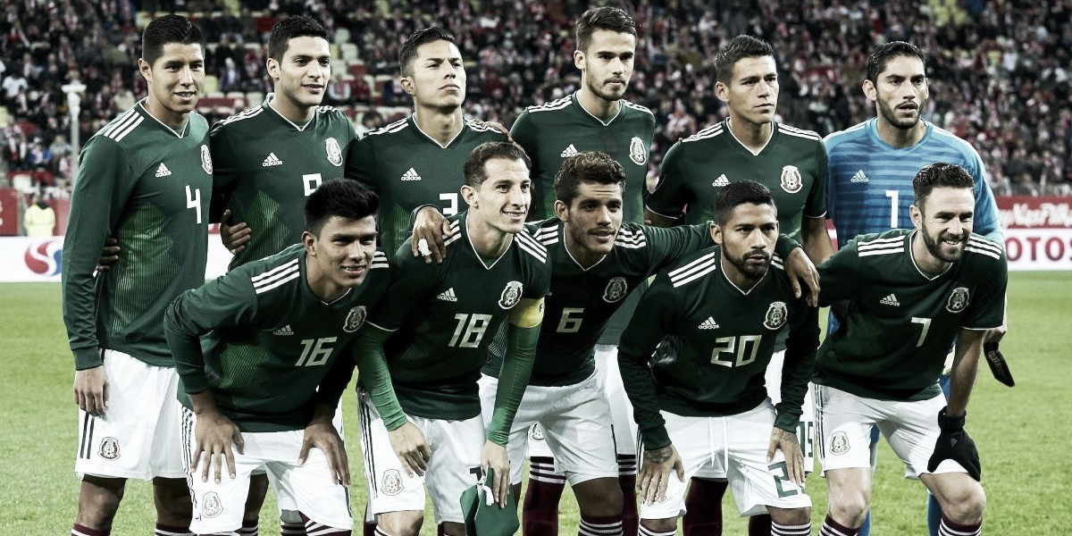 Mexican National Team: Takeaways From Mexico's 28 Man Roster