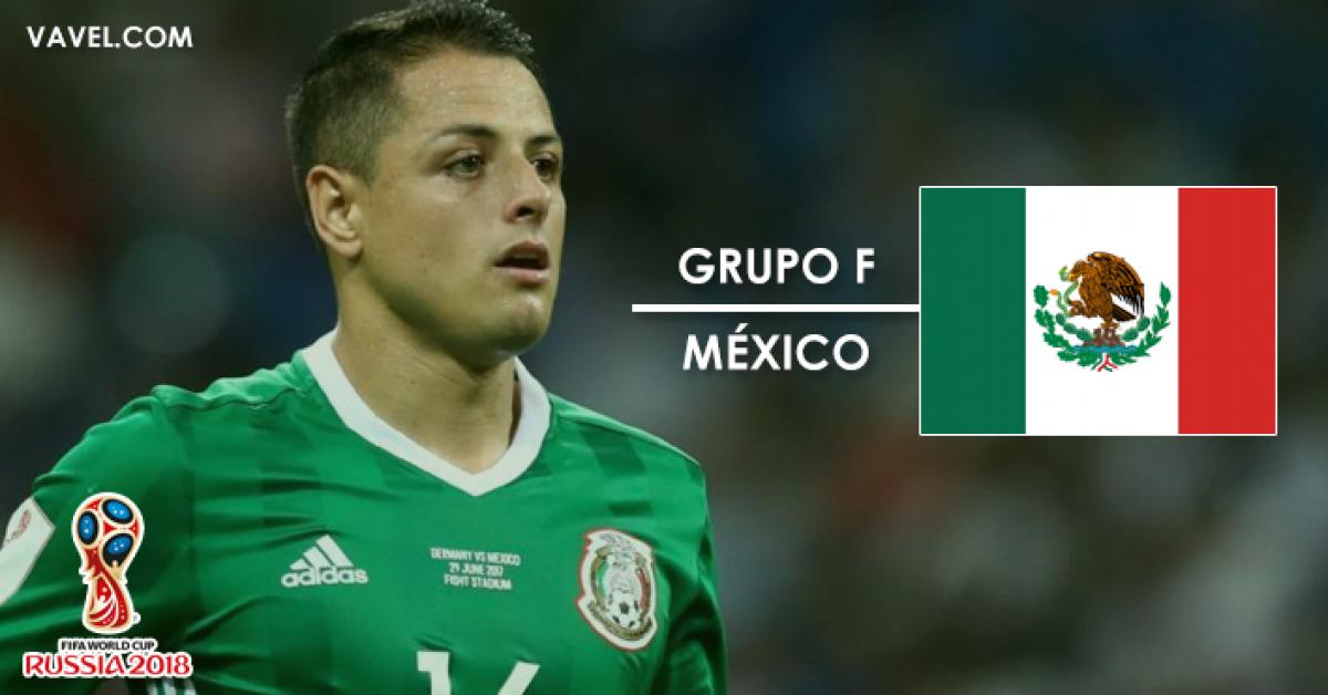 Guia VAVEL da Copa do Mundo 2018: México