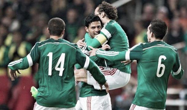 Resultado México - Bielorrusia (2-3)