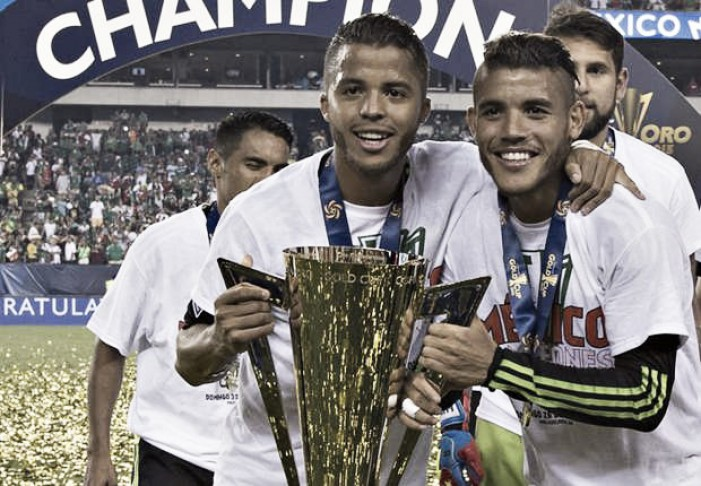 Dos Santos: I'm excited to be back with El Tri