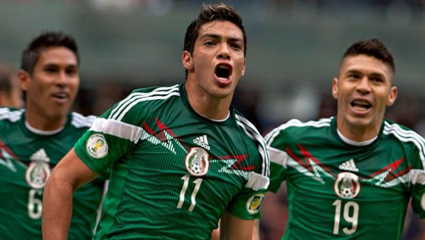 Raúl Jiménez - México 2013